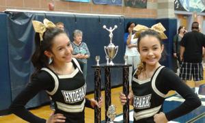 Pegafish HS Cheer Wins!